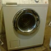 skalbimo mašina miele w3460